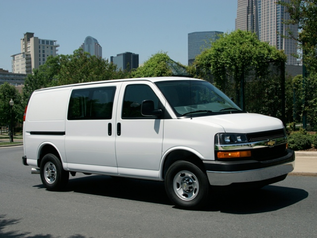 2017 Chevrolet Express 3500 Daphne, AL 1GAZGNFF8H1111499