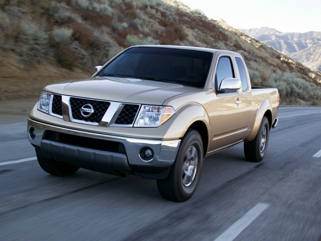 2017 Nissan Frontier Lexington 1N6BD0CT6HN745561
