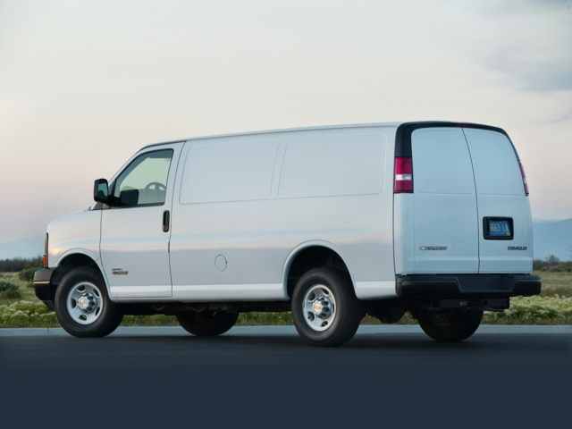 2017 Chevrolet Express 2500 Highland, IN 1GCWGAFF8H1168174