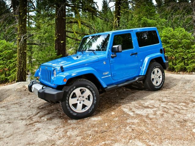 2016 Jeep Wrangler Evansville, IN 1C4BJWCG3GL328264