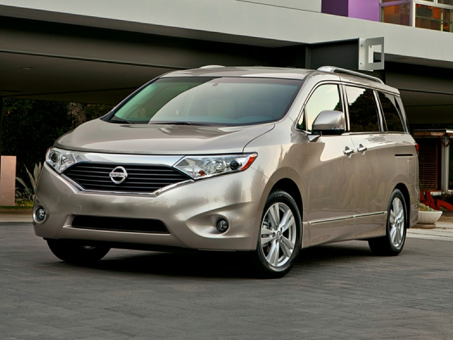 2016 Nissan Quest The Dalles, OR JN8AE2KP1G9155243