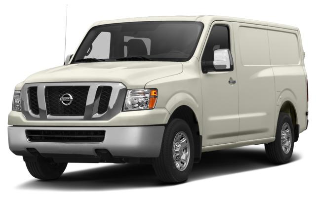 2017 Nissan NV Cargo NV1500 Carrollton, GA  1N6BF0KM4HN802778