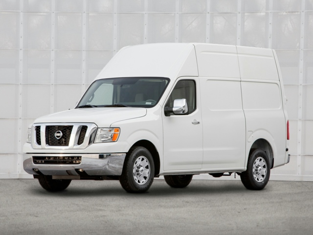 2017 Nissan NV Cargo NV3500 HD Lexington 1N6AF0LY7HN811147