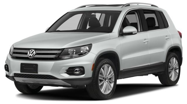 2017 Volkswagen Tiguan Inver Grove Heights, MN WVGWV7AX5HK030316