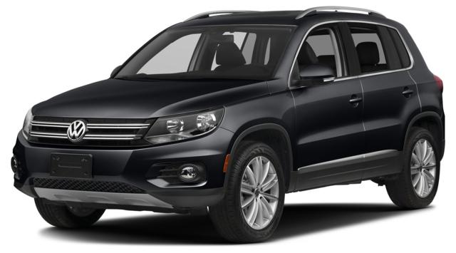 2016 Volkswagen Tiguan Laredo, TX WVGBV7AXXGW566507