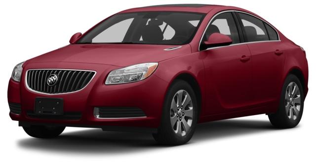 2013 Buick Regal Lee's Summit, MO 2G4GR5ER6D9248334