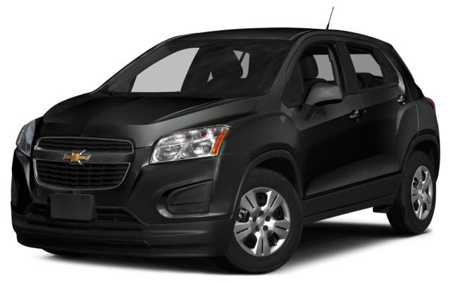 2015 Chevrolet Trax Waukesha, WI KL7CJLSB2FB253714