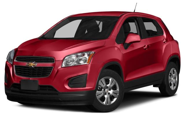 2015 Chevrolet Trax Waukesha, WI KL7CJLSB6FB258303