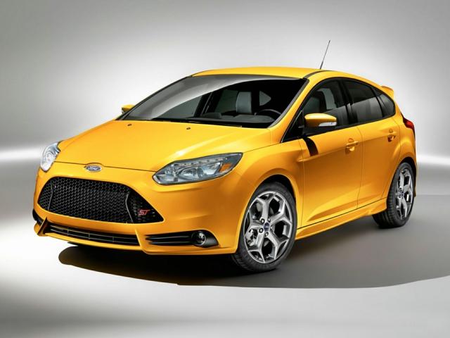 2014 Ford Focus ST San Diego, CA 1FADP3L90EL264386