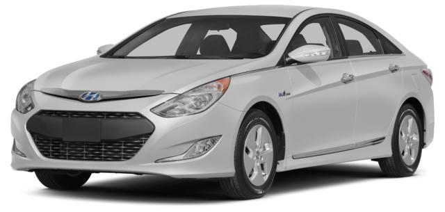 2013 Hyundai Sonata Hybrid Lee's Summit, MO KMHEC4A46DA075139