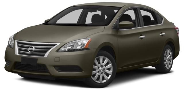 2015 Nissan Sentra Brookfield, WI 3N1AB7AP2FY360570