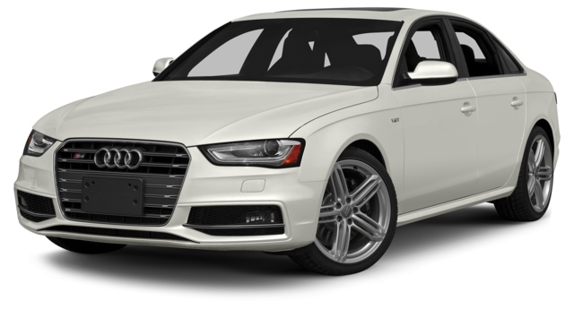 2014 Audi S4 Lee's Summit, MO WAUKGAFL0EA148837