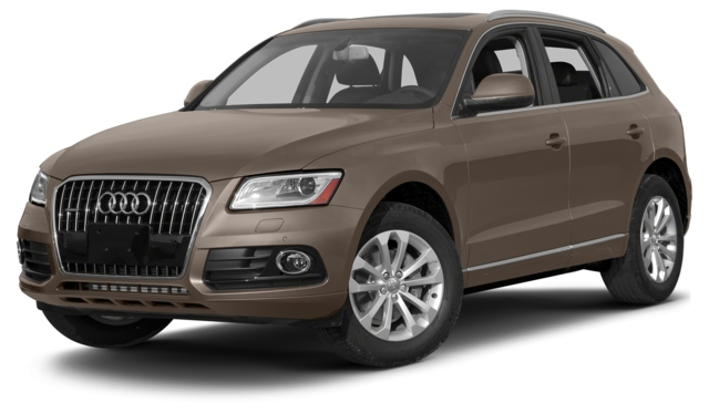 2014 Audi Q5 Lee's Summit, MO WA1LFAFP5EA116876