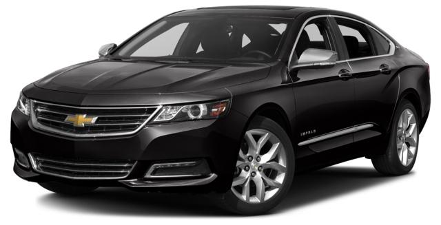 2017 Chevrolet Impala Highland, IN 2G1145S36H9124426