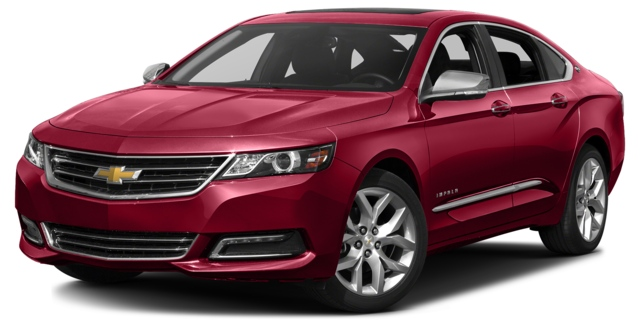 2017 Chevrolet Impala Frankfort, IL and Lansing, IL 2G1145S35H9165436