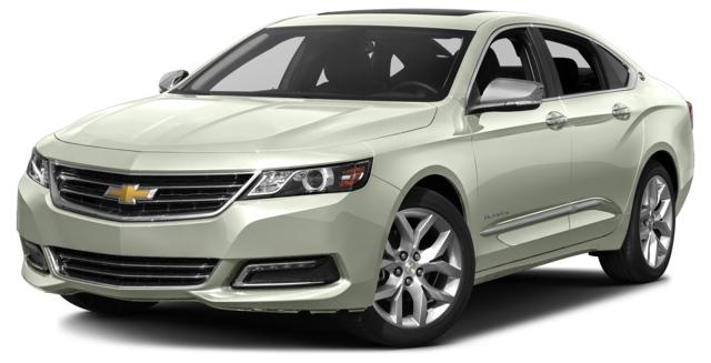 2017 Chevrolet Impala Frankfort, IL 1G1145S37HU114734