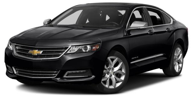2017 Chevrolet Impala Lansing, IL 2G1145S3XH9136711
