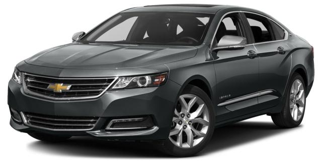 2015 Chevrolet Impala Waukesha, WI 1G11Z5SL2FU138616