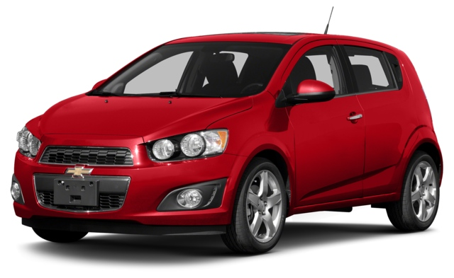 2014 Chevrolet Sonic Lee's Summit, MO 1G1JC6SH1E4204414