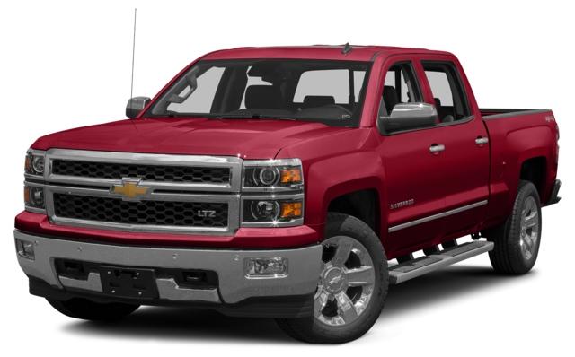 2015 Chevrolet Silverado 1500 Waukesha, WI 3GCUKPEH3FG337317