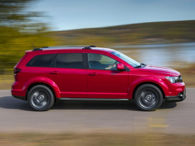 2017 Dodge Journey Detroit Lakes, MN 3C4PDDGG3HT502108