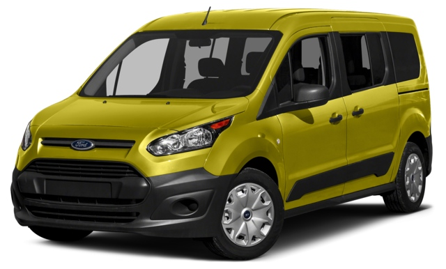 2017 Ford Transit Connect Anderson, IN  NM0GE9F79H1311342