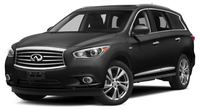 2014 Infiniti QX60 Hybrid Lee's Summit, MO 5N1CL0MM4EC514730