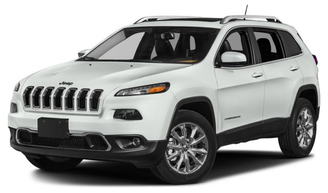 2017 Jeep Cherokee Seymour, IN 1C4PJMDB2HW664789