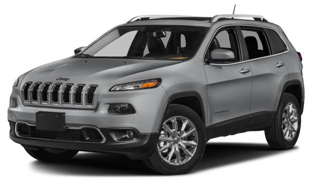 2017 Jeep Cherokee Seymour, IN 1C4PJMDB0HW649174