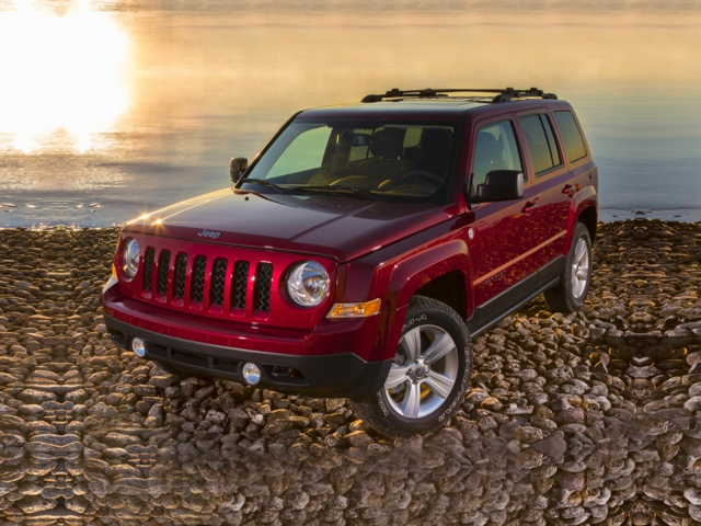 2016 Jeep Patriot Evansville, IN 1C4NJPBB5GD800502