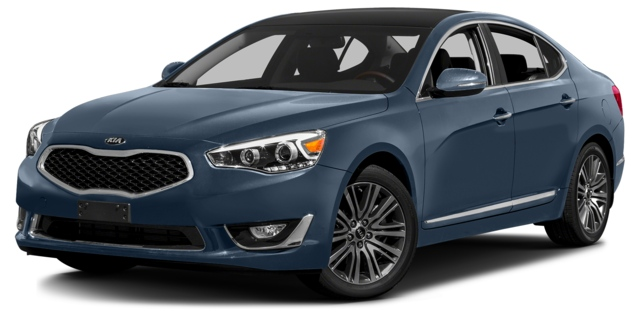 2014 Kia Cadenza Lee's Summit, MO KNALN4D77E5124464