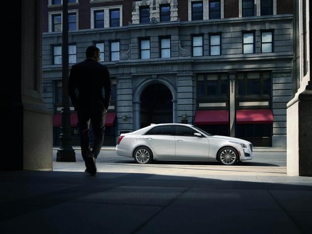 2016 Cadillac CTS Venice 1G6AR5SS0G0131318