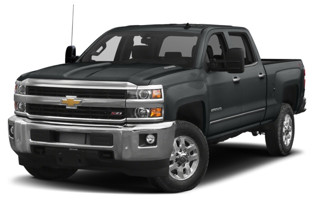 2015 Chevrolet Silverado 2500HD Lee's Summit, MO 1GC1KVE83FF113568