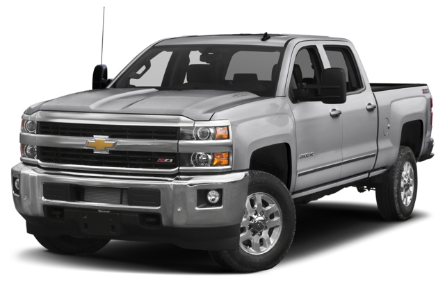 2015 Chevrolet Silverado 2500HD Lee's Summit, MO 1GC1KWE85FF146237