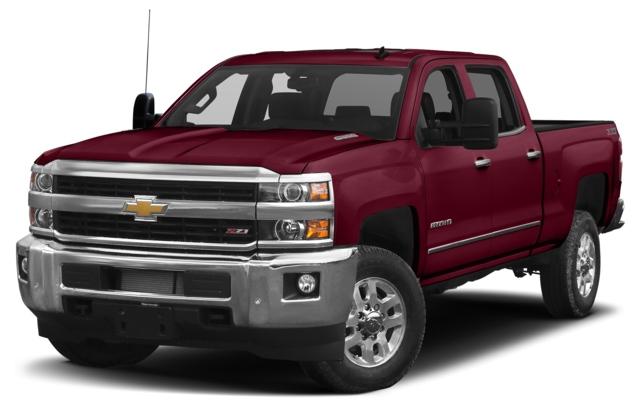 2017 Chevrolet Silverado 3500HD Jackson, WY. 1GC4K0CY5HF102223