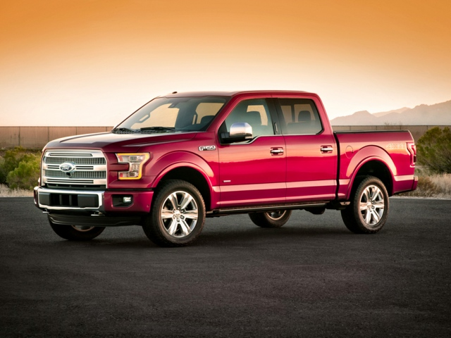 2017 Ford F-150 Los Angeles, CA 1FTEW1CP4HKC55415