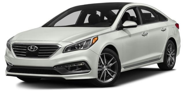 2017 Hyundai Sonata Columbus, IN 5NPE34AB7HH524474