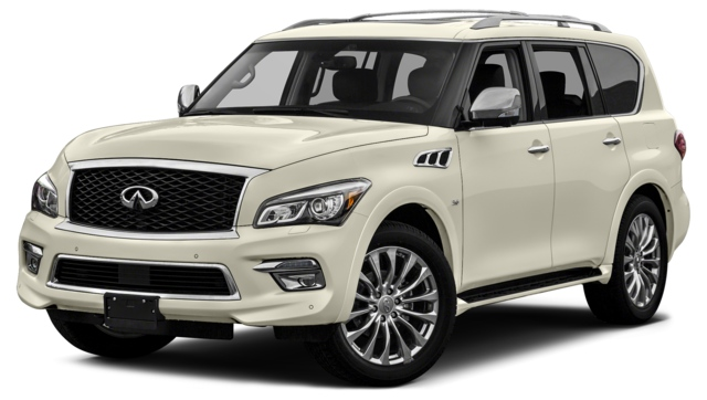 2017 INFINITI QX80 Houston, TX  JN8AZ2NE9H9153207