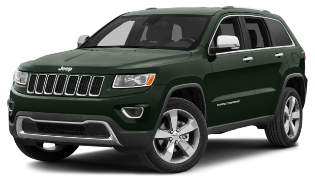 2015 Jeep Grand Cherokee Lee's Summit, MO 1C4RJFCT3FC612925