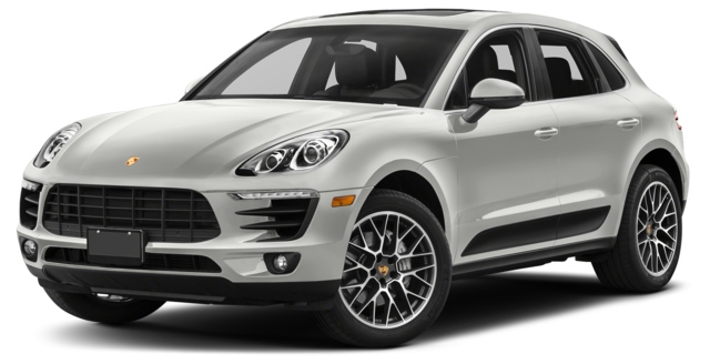 2017 Porsche Macan Sarasota, FL WP1AF2A52HLB60348