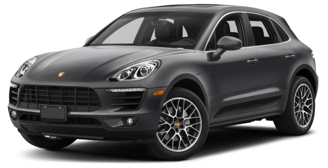 2017 Porsche Macan Sarasota, FL WP1AF2A5XHLB61070