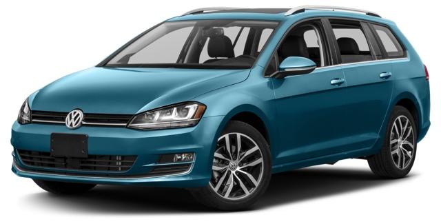 2017 Volkswagen Golf SportWagen Inver Grove Heights, MN 3VW017AU0HM539571