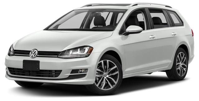 2017 Volkswagen Golf SportWagen Inver Grove Heights, MN 3VW017AU4HM530517