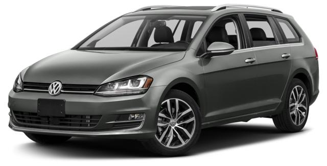 2017 Volkswagen Golf SportWagen Sarasota, FL 3VW017AU1HM533181