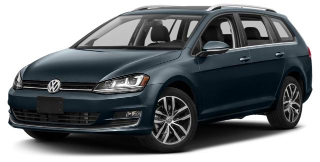 2017 Volkswagen Golf SportWagen Sarasota, FL 3VWC17AUXHM534052