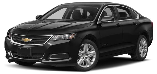 2018 Chevrolet Impala Lansing, IL 2G11Z5SA0J9102234