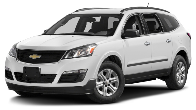 2017 Chevrolet Traverse Frankfort, IL and Lansing, IL 1GNKVFED1HJ282932