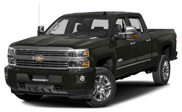 2017 Chevrolet Silverado 2500HD Fort McMurray 1GC1KXEG4HF120020