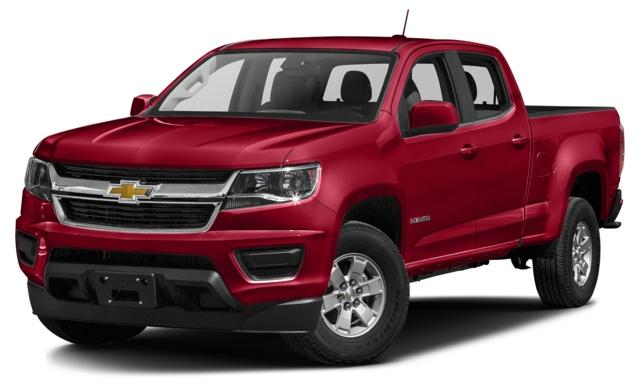2017 Chevrolet Colorado Lansing, IL 1GCGTBEN7H1205892