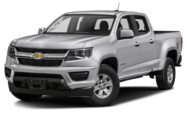 2017 Chevrolet Colorado Frankfort, IL and Lansing, IL 1GCGTBEN7H1207206